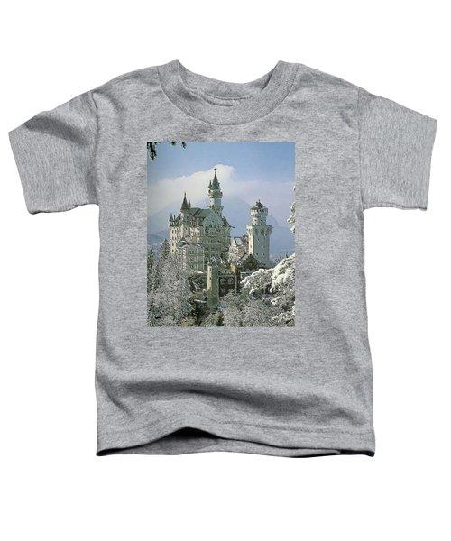 Neuschwanstein  Toddler T-Shirt