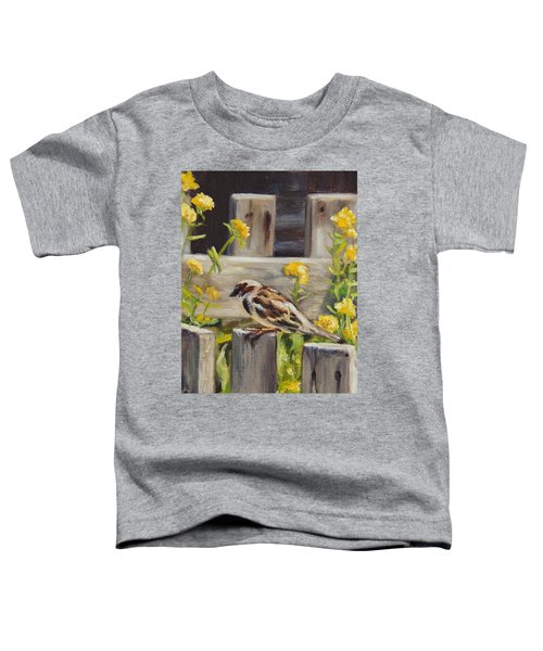Nevada City Garden Toddler T-Shirt