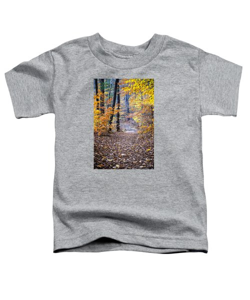 New Hampshire Woods Toddler T-Shirt