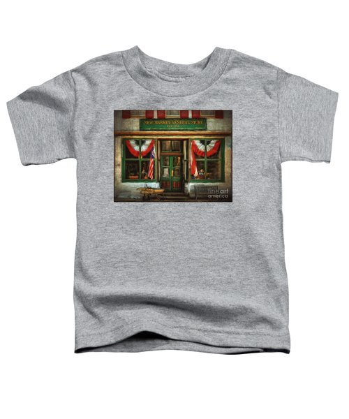 New Market General Store Toddler T-Shirt