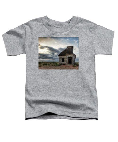 New Mexico Church Toddler T-Shirt