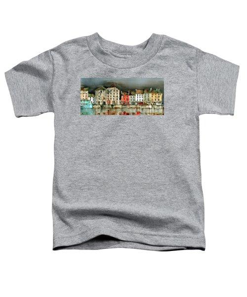 New Ross Quays Panorama Toddler T-Shirt