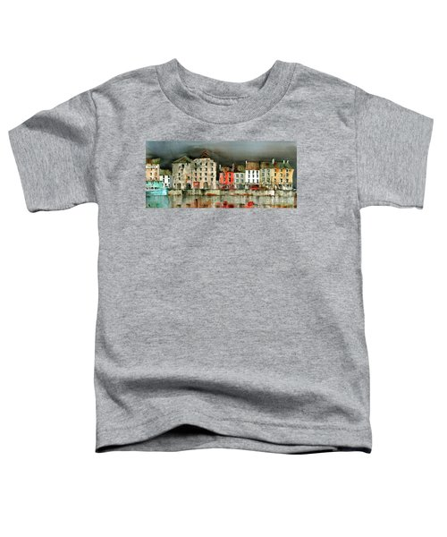 New Ross Quays Panorama Toddler T-Shirt