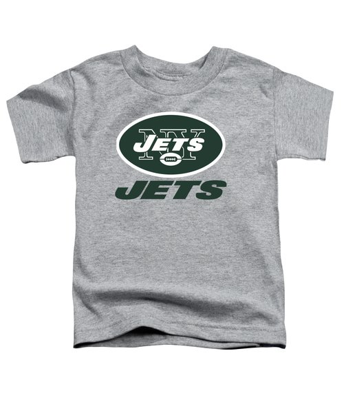 New York Jets Translucent Steel Toddler T-Shirt