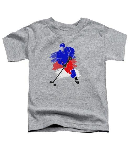 New York Rangers Player Shirt Toddler T-Shirt
