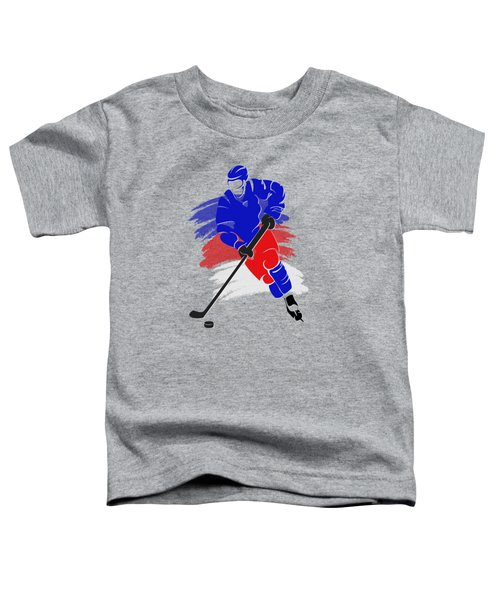 New York Rangers Player Shirt Toddler T-Shirt