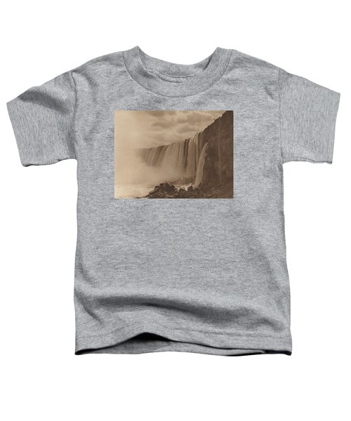 Niagara Falls Toddler T-Shirt