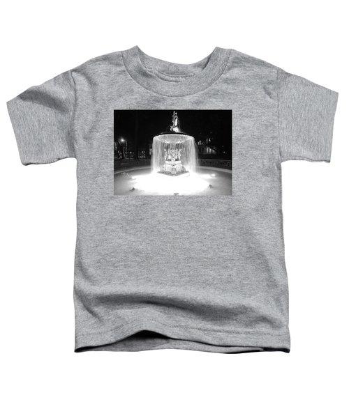 Night Fountain Toddler T-Shirt