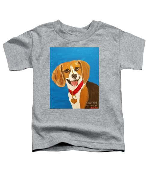 Niki Date With Paint Nov 20th Toddler T-Shirt