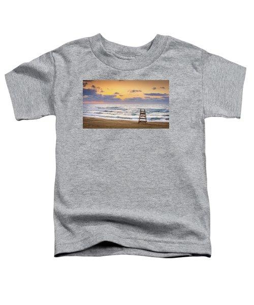 No Lifeguard On Duty. Toddler T-Shirt