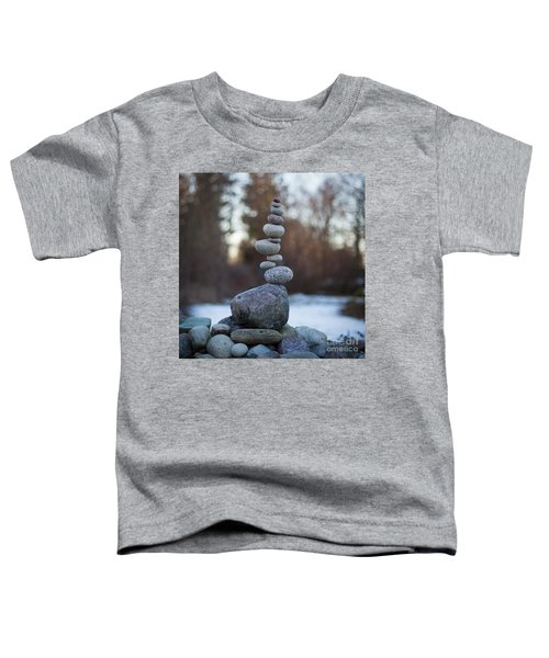 Zen Stack #3 Toddler T-Shirt