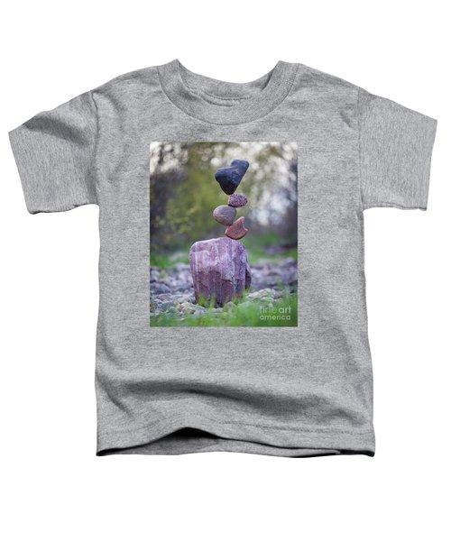 Zen Stack #4 Toddler T-Shirt