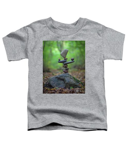 Zen Stack #5 Toddler T-Shirt