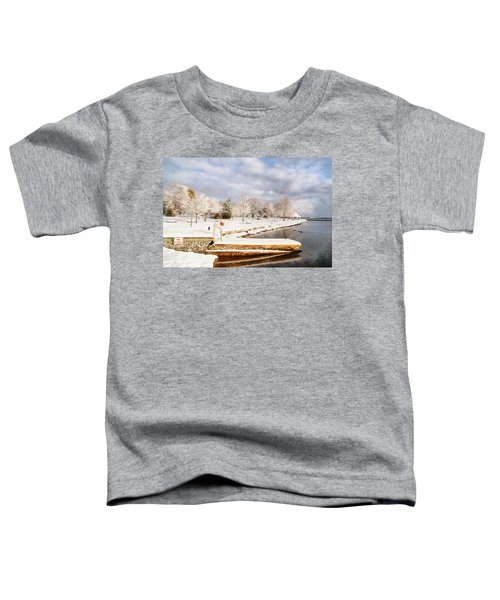No Swimming Toddler T-Shirt