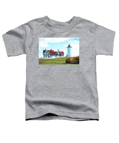 Nobska Light Toddler T-Shirt