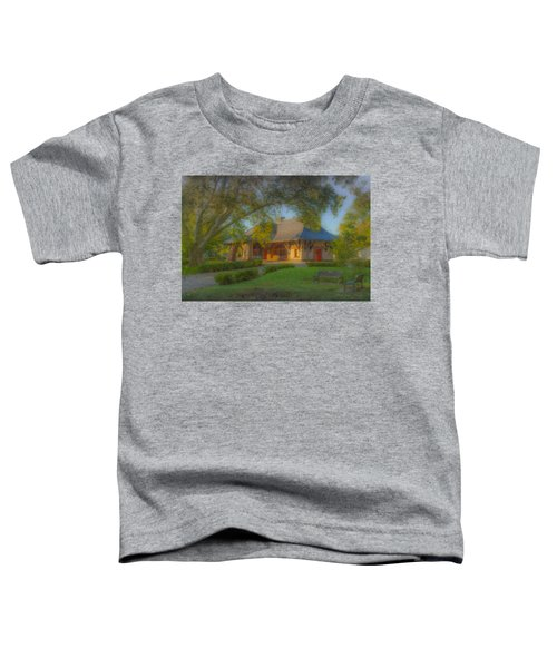 North Easton Train Station Toddler T-Shirt