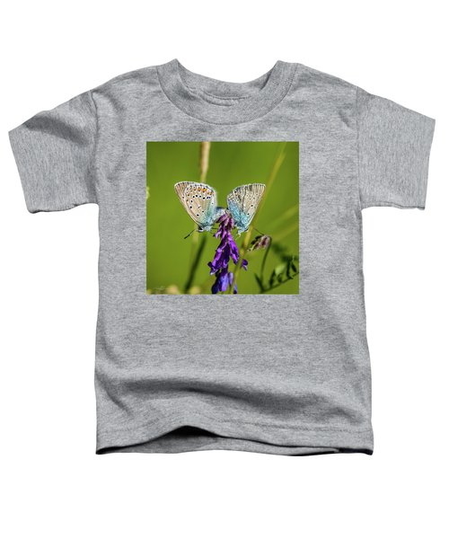 Northern Blue's Mating Toddler T-Shirt