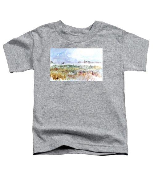 Northern Harrier Toddler T-Shirt
