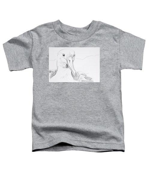 Northern Royal Albatross Toddler T-Shirt