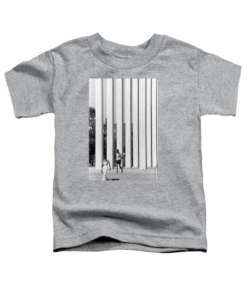 Northwestern National Life Columns Toddler T-Shirt