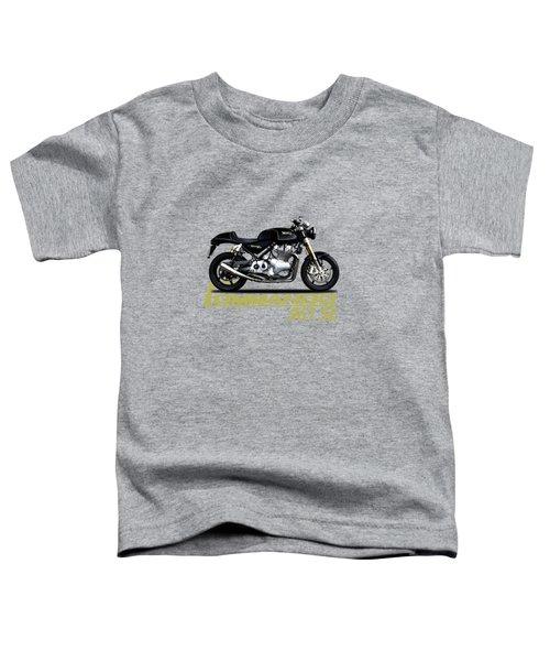Norton Commando 961se Toddler T-Shirt