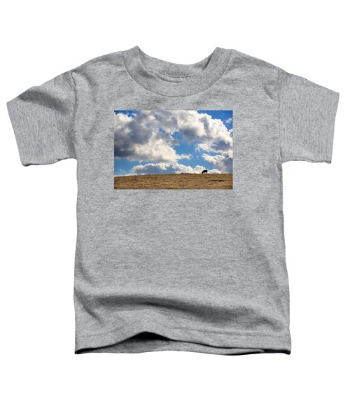 Not A Cow In The Sky Toddler T-Shirt