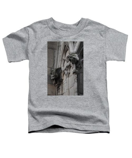 Notre Dame Grotesques Toddler T-Shirt