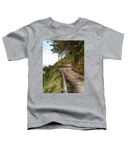 Nowhere But Up Toddler T-Shirt