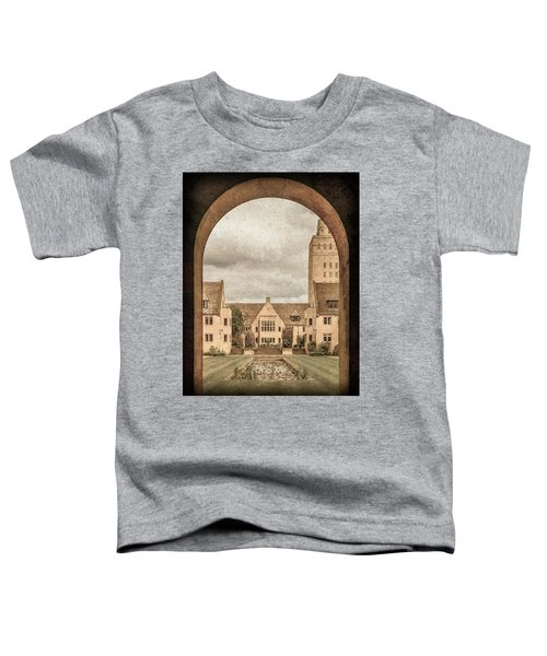 Oxford, England - Nuffield College Toddler T-Shirt