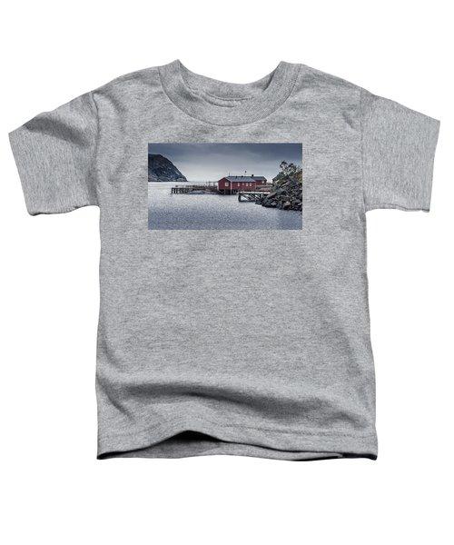Nusfjord Rorbu Toddler T-Shirt