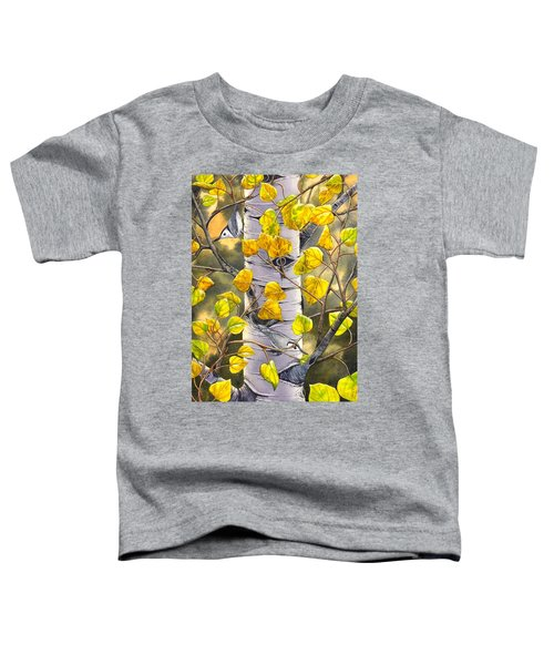 Nuthatches Toddler T-Shirt