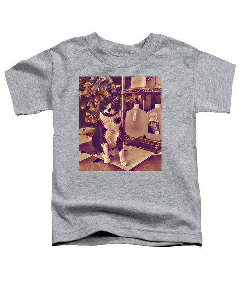 Nyc Bodega Cat Toddler T-Shirt