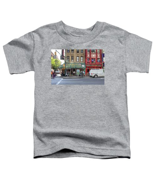 Nyc Deli And Grocery  Toddler T-Shirt