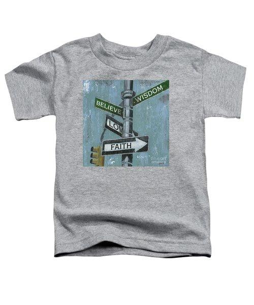 Nyc Inspiration 2 Toddler T-Shirt
