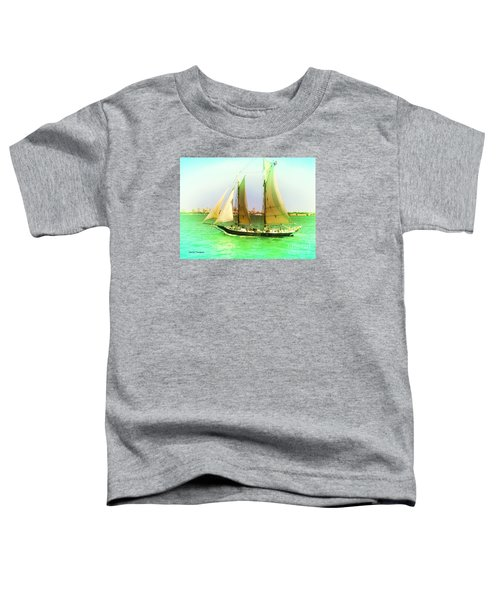 Nyc Sailing Toddler T-Shirt