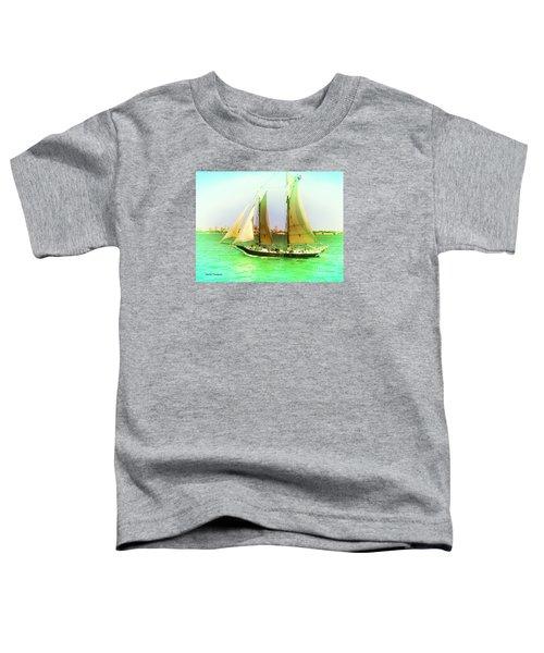Nyc Sailing Toddler T-Shirt