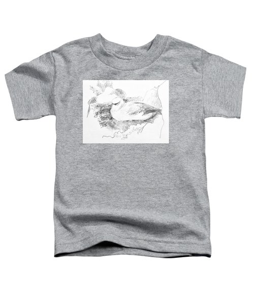 New Zealand White-capped Mollymawk Toddler T-Shirt