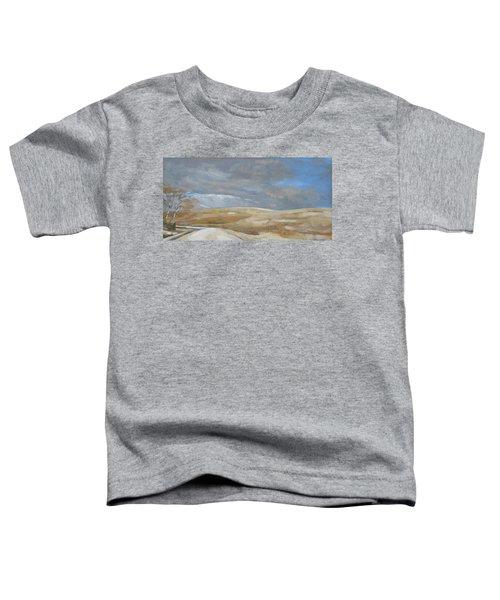 Oak Savanna, Fall Storm Toddler T-Shirt