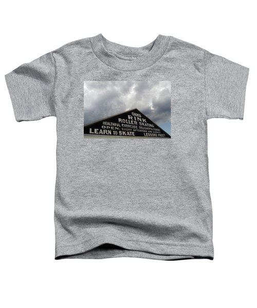 Oaks Skating Rink Toddler T-Shirt