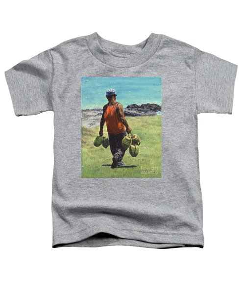 Oasis Toddler T-Shirt