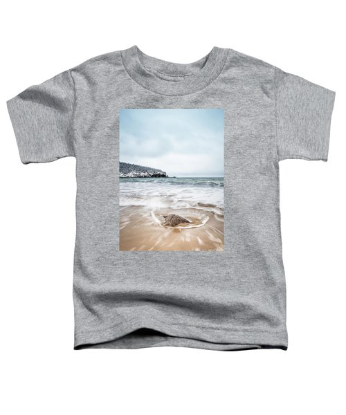 Ocean Flows Toddler T-Shirt