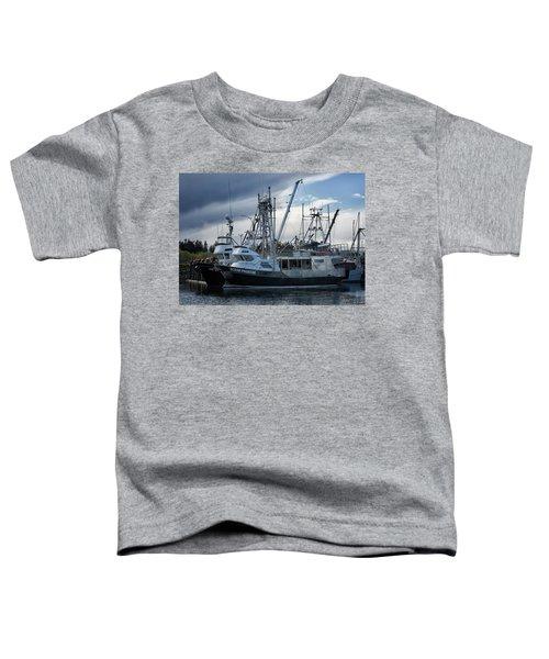 Ocean Phoenix Toddler T-Shirt