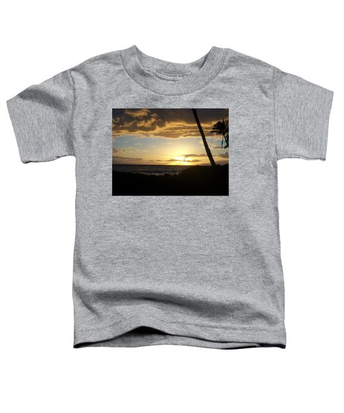 Ocean Sunset Toddler T-Shirt