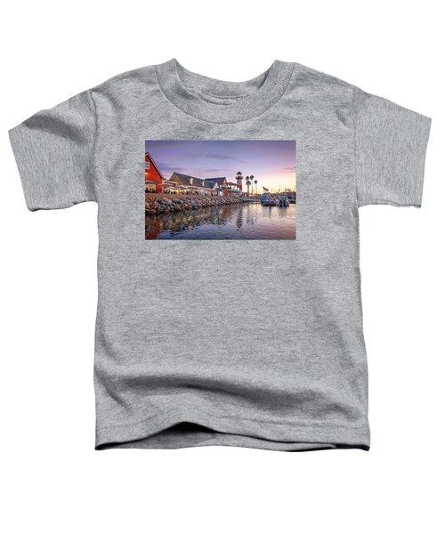 Oceanside Harbor Toddler T-Shirt