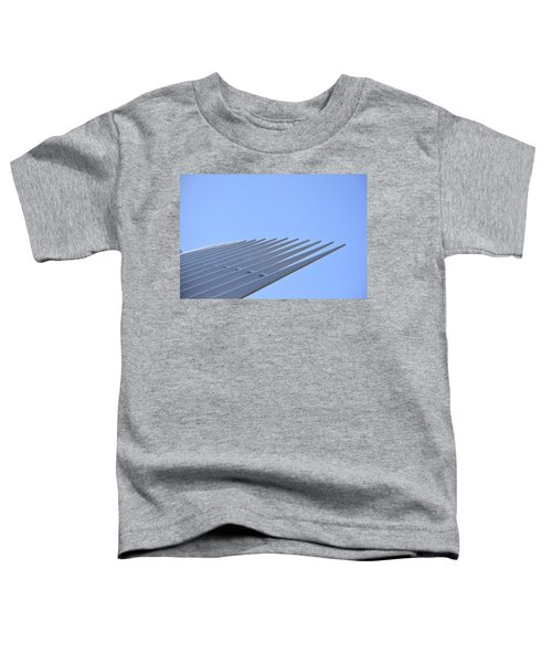 Oculus No. 1 Toddler T-Shirt by Sandy Taylor
