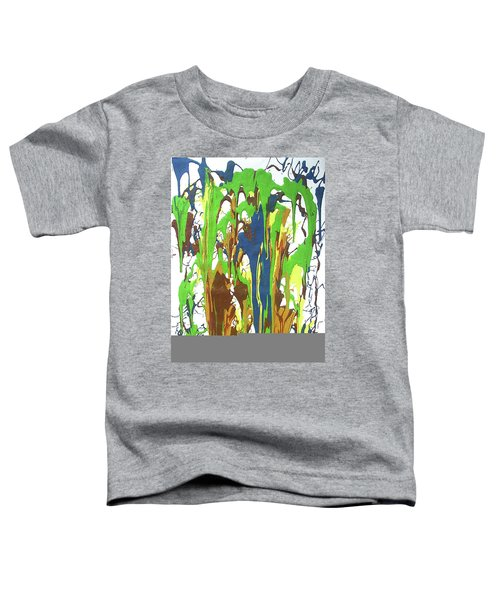 9-offspring While I Was On The Path To Perfection 9 Toddler T-Shirt