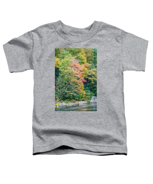 Ohio Pyle Colors - 9709 Toddler T-Shirt