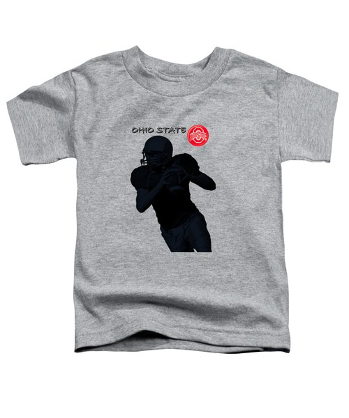 Ohio State Football Toddler T-Shirt