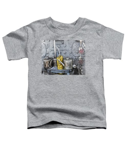 Oil Cans Toddler T-Shirt