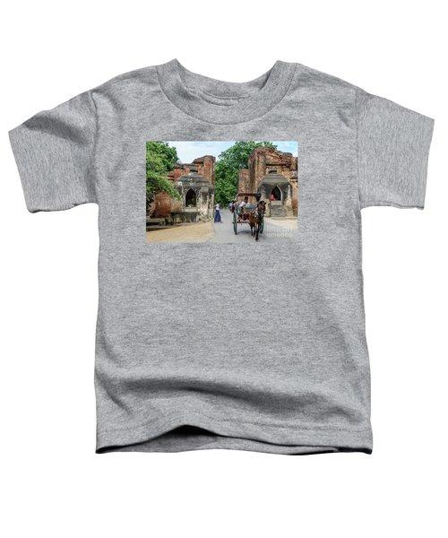 Old Bagan Toddler T-Shirt